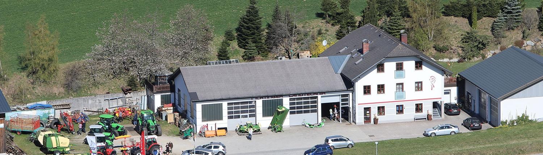 Firmengelaende Landtechnik Fichtinger